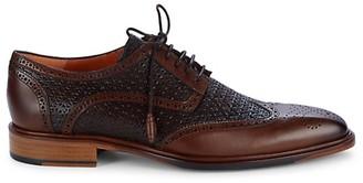 Mezlan Haydon Leather Derbies