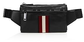 Bally Helvet Leather Belt Bag