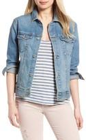 AG Jeans Women's The Nancy Boyfriend Denim Jacket