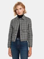 AG Jeans Evonne Workwear Crop Jacket