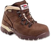 Avenger Safety Footwear Women's 7156 Waterproof EH Comp Toe Hiker