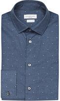 Richard James Polka Dot Cotton Shirt
