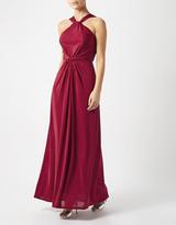 Monsoon Lily Jersey Maxi Dress