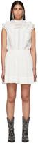 Isabel Marant White Ianelia Dress