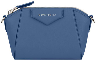 Givenchy Antigona Nano Zip Satchel Bag
