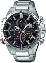 G-Shock Men's Solar Edifice Stainless Steel Bracelet Watch 48mm