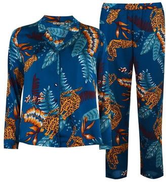 Biba Blooming Pyjama Set