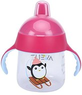 Philips Avent Spout Cup Penguin 260ml 12 Months and + - Color : Pink by Avent