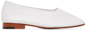 Martiniano White Glove Loafers