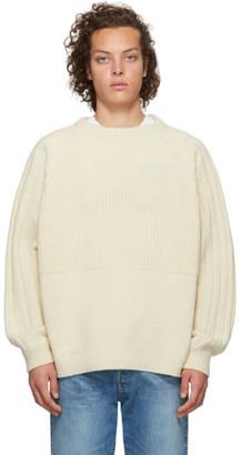 Off-White Kuro Change Overed Crewneck Sweater