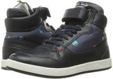Paul Smith High Top Leather Sneaker Boys Shoes