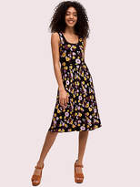Kate Spade Jacquard Floral Sweater Dress