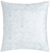 "Charisma Lara Embroidered Pillow, 16""Sq."
