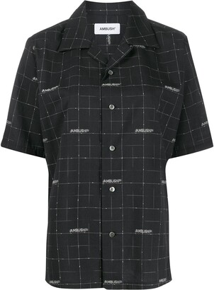 Ambush Check Short Sleeve Shirt
