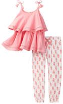 Jessica Simpson Tank & Pant Set (Toddler Girls)