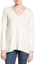 NYDJ Women's Layered Look Sweater
