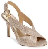 MICHAEL Michael Kors Women's Becky Cross Strap Sandal