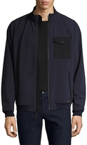 Woolrich Soft Shell Bomber Jacket
