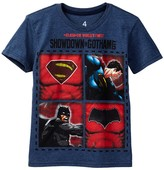 Dx-Xtreme Batman VS Superman Box Doors Short Sleeve Tee (Little Boys)