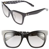 Kate Spade Emmylou 51mm Sunglasses