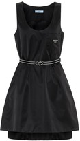 Thumbnail for your product : Prada Nylon minidress