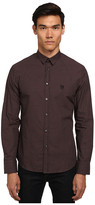 McQ by Alexander McQueen Harness Long Sleeve Button Up