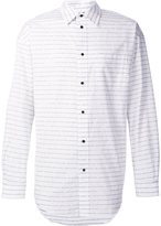 Alexander Wang striped shirt - men - Cotton - 50