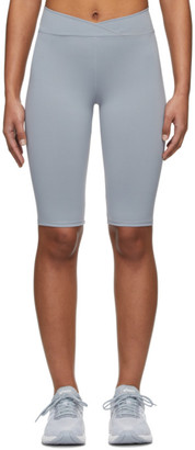 Live The Process Grey V Shorts