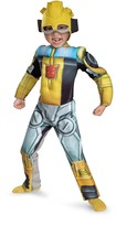 Disguise Transformers Bumblebee Rescue Bot Costume (Toddler & Little Boys)