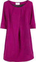 BI LA LI Wool jersey swing dress