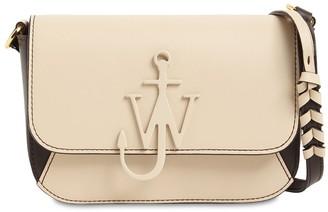 J.W.Anderson Anchor Logo Leather Bag W/ Braided Strap