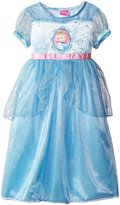 Disney Big Girls' Cinderella Midnight Sparkles Fantasy Nightgown