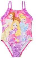 Disney Girls' Princess One Piece Swimsuit (2T4T) - 8147426
