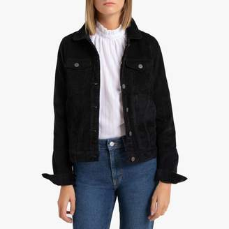Vero Moda Relaxed Fit Corduroy Jacket with Pockets