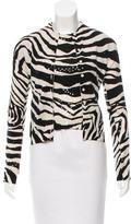 Dolce & Gabbana Cashmere Cardigan Set