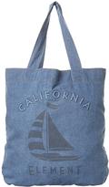 Element Totes Cali Tote Bag Blue