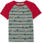 Nickelodeon's Paw Patrol Graphic-Print Raglan T-Shirt, Little Boys