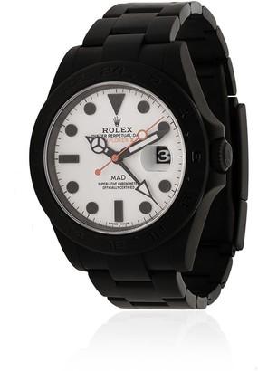 Rolex MAD Paris Explorer II watch