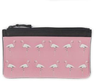 Dwelling Bird Flamingo Accessory Case Miami Pink