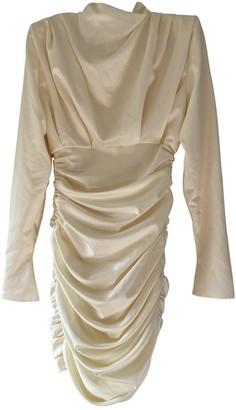 House Of CB Ecru Dress for Women