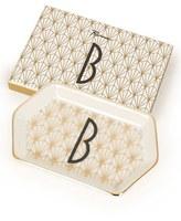 Rosanna 'Art Deco - Letter' Porcelain Tray