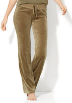 New York & Co. Velour Pant - Petite