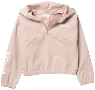O'Neill McKinley Quarter Zip Hoodie (Little Girls & Big Girls)
