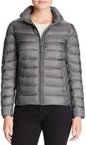 Aqua Puffer Jacket