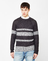 ONLY & SONS Callan Knitted Jumper Grey