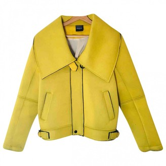 Opening Ceremony Yellow Jacket for Women