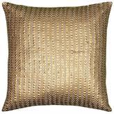 "Metallic Stripe 18"" Pillow"