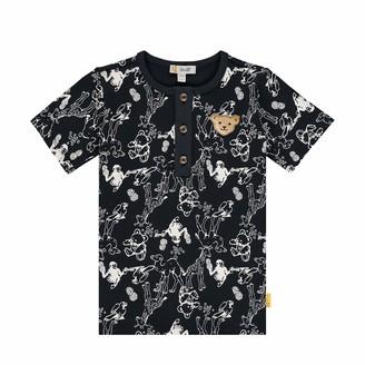 Steiff Boys' Henley T-Shirt