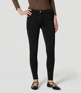 LOFT Petite Ponte Five Pocket Leggings in Marisa Fit