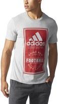 adidas Big & Tall Football Performance Tee